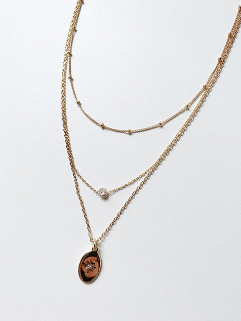 Nadia Layer Necklace