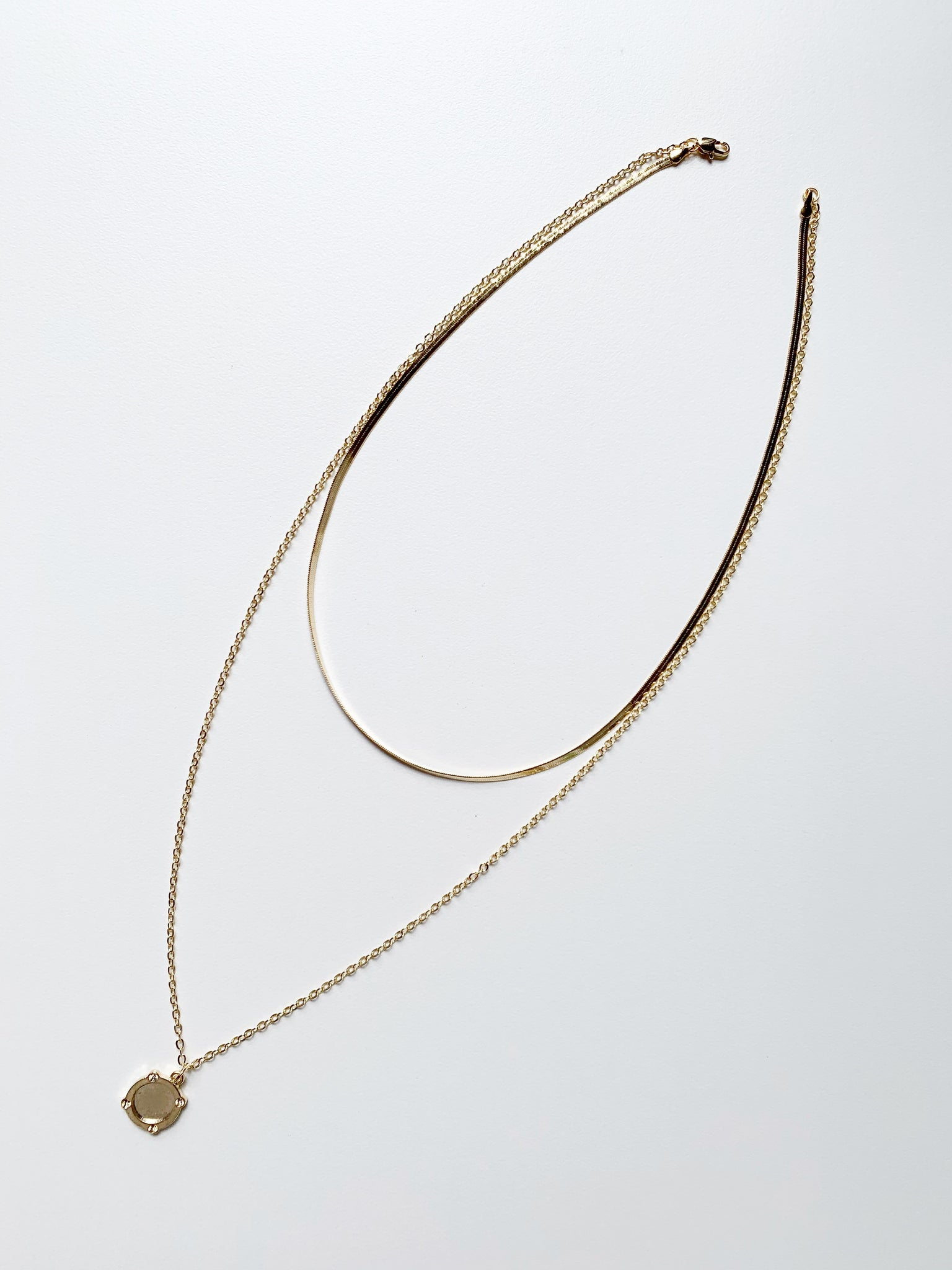 Longshot Layer Necklace