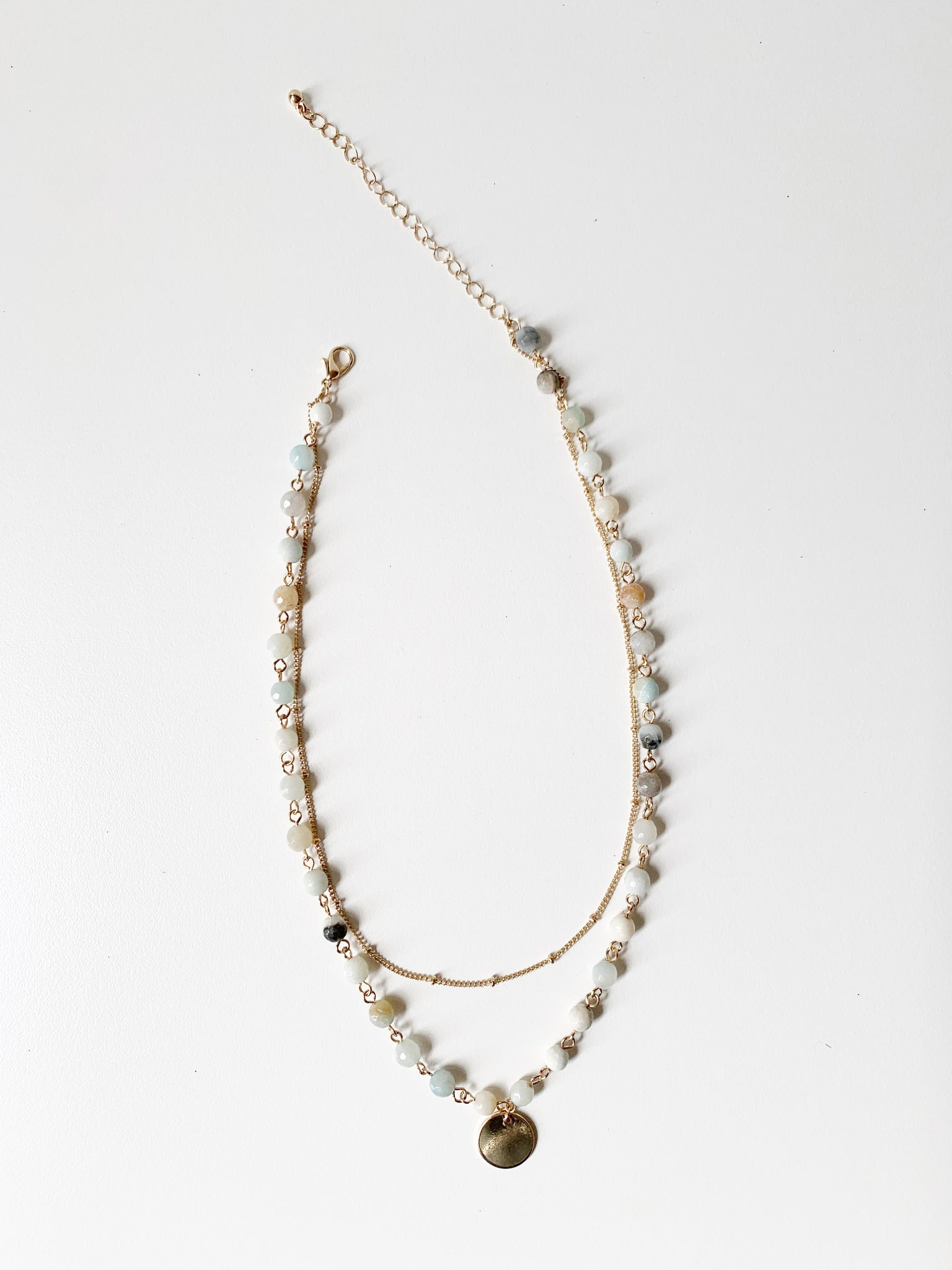 Sarah Layer Necklace