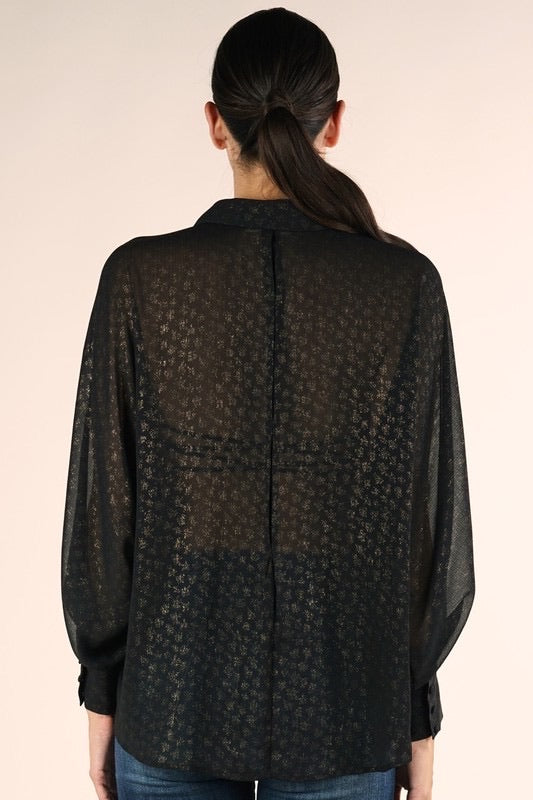 Rizzo Oversized Blouse