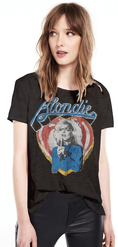 Blondie Vintage Heart Tee