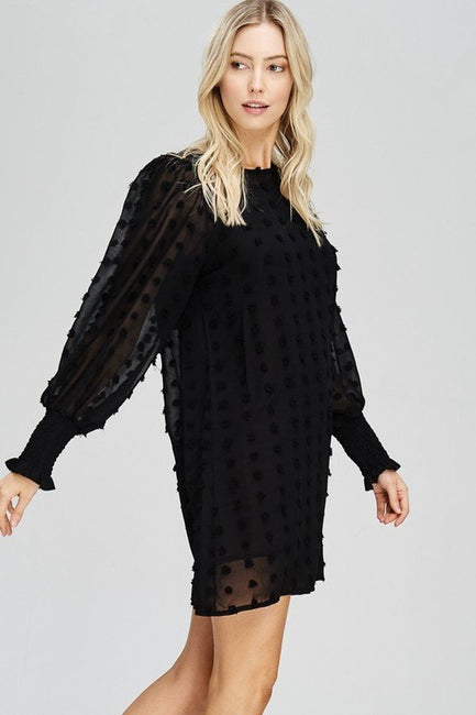 Madeline Dot Mini Dress