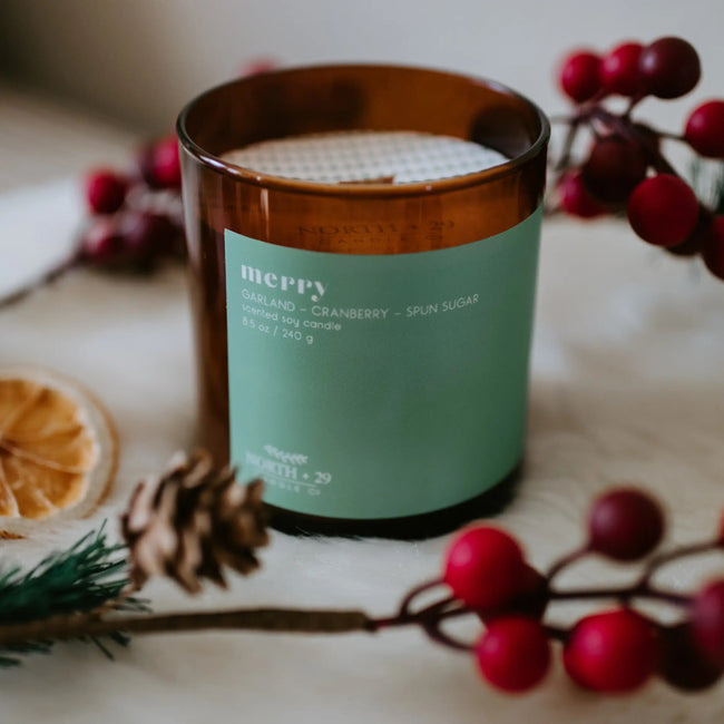 Merry Soy Candle