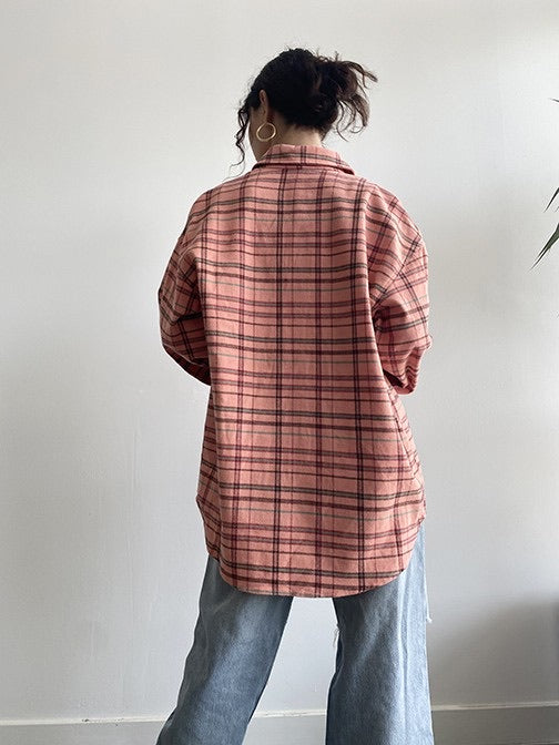 Tabby Plaid Shacket