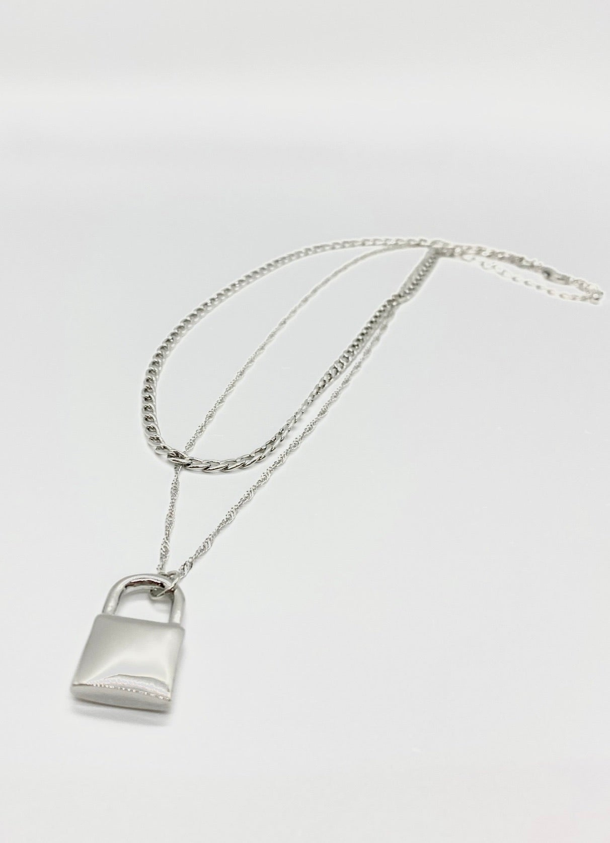 Lock It Up Necklace