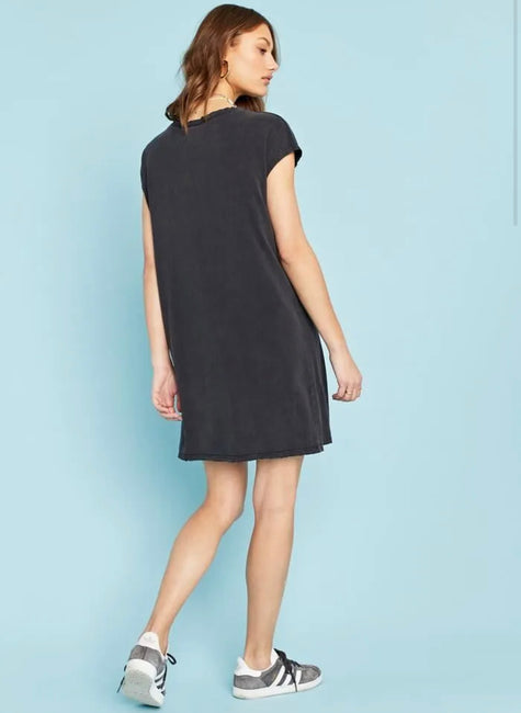 PST Wave Washed Dress