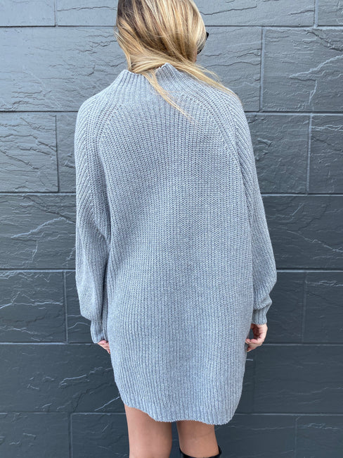 Latrice Sweater Tunic