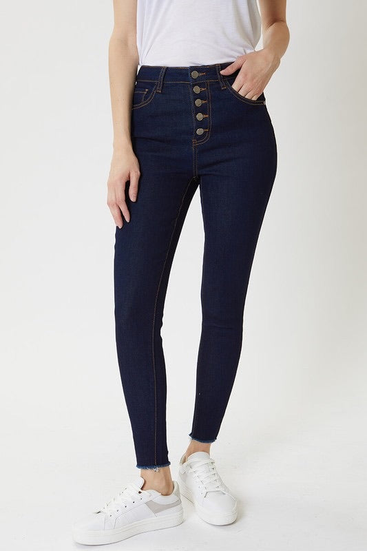 Louise High Rise Denim