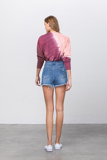 Lillian High Rise Short