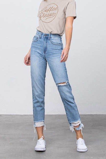 Paramore Relaxed Denim