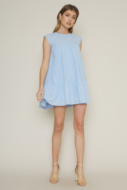 Monty Babydoll Dress