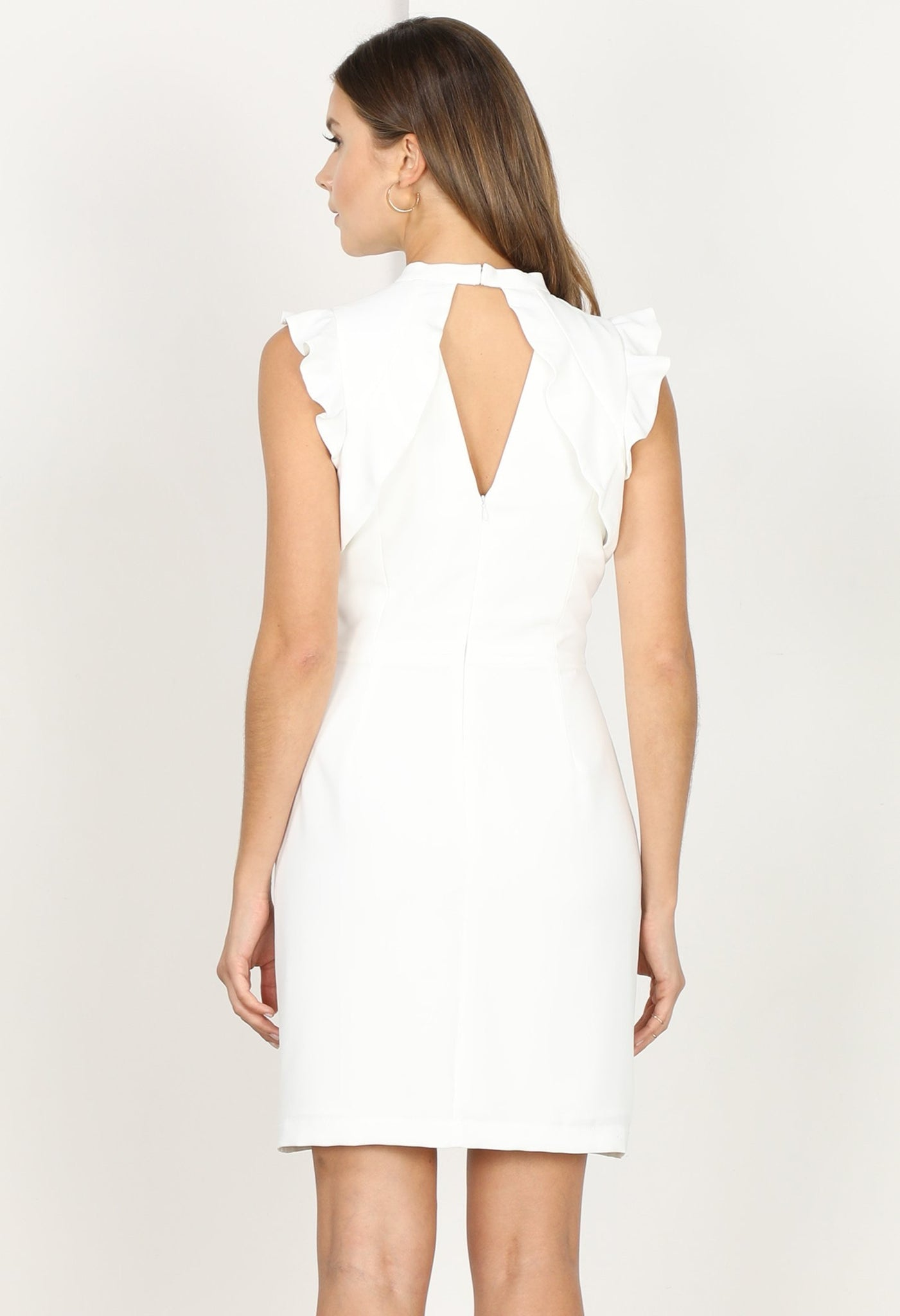 Rosetta Ruffle Dress