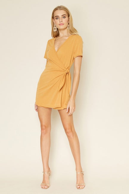 Ellie Wrap Romper