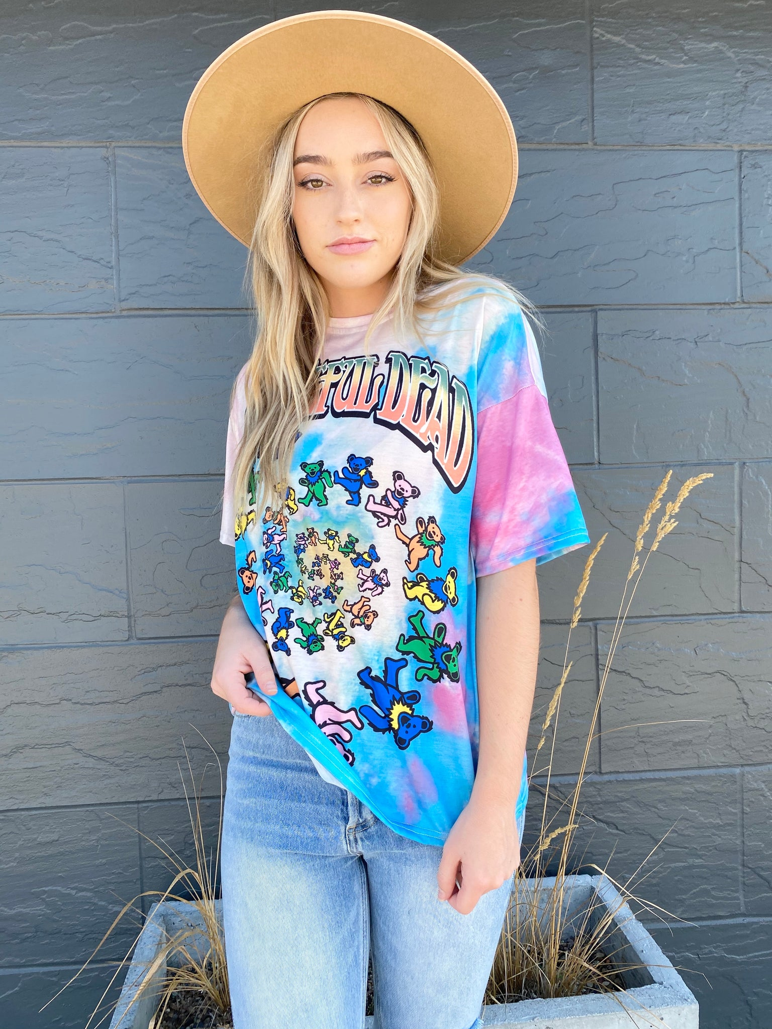 Grateful Dead Graphic Tee
