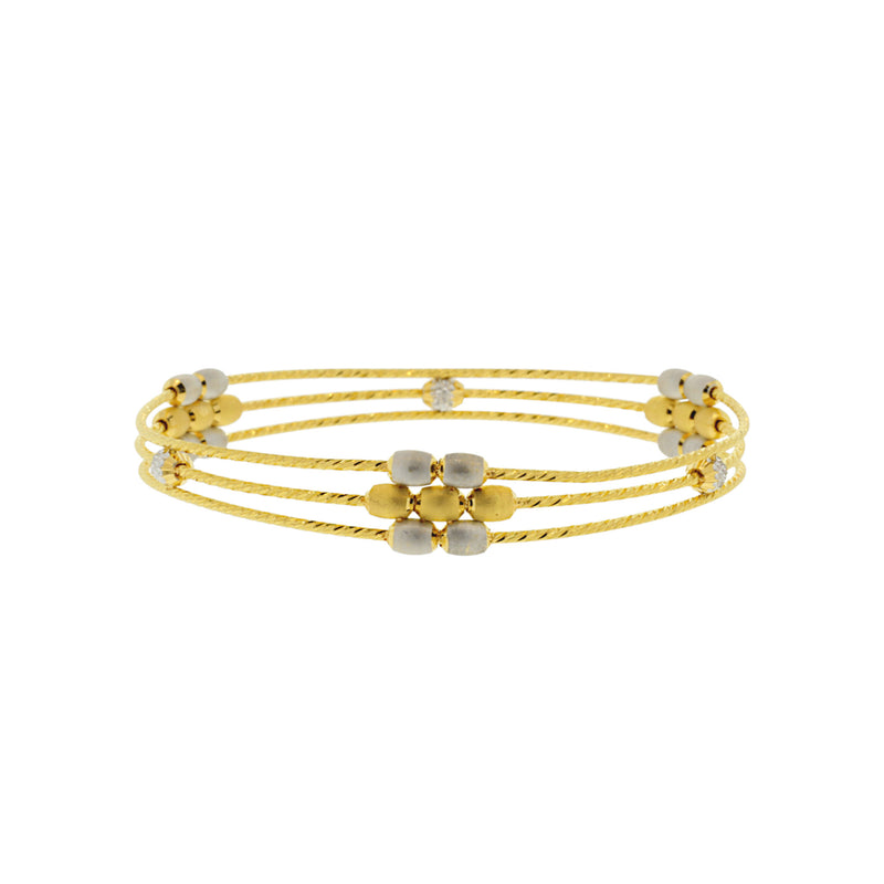 Three-layer Bangle