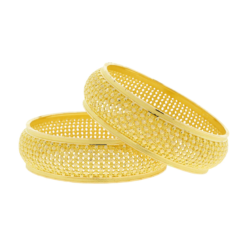 Broad Lightweight Bangles
