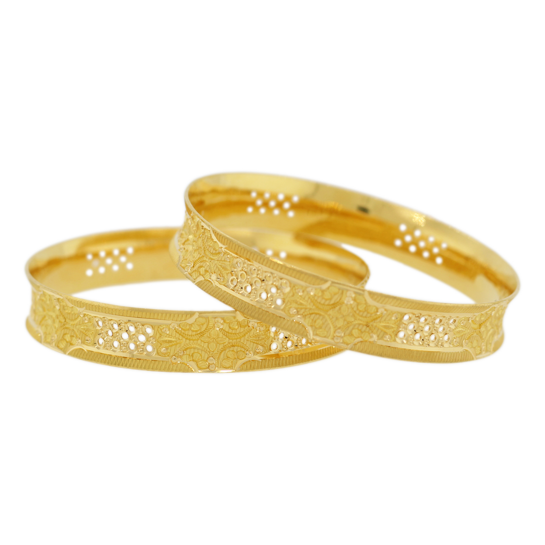 gold bangles plated shack jewelberry product plain