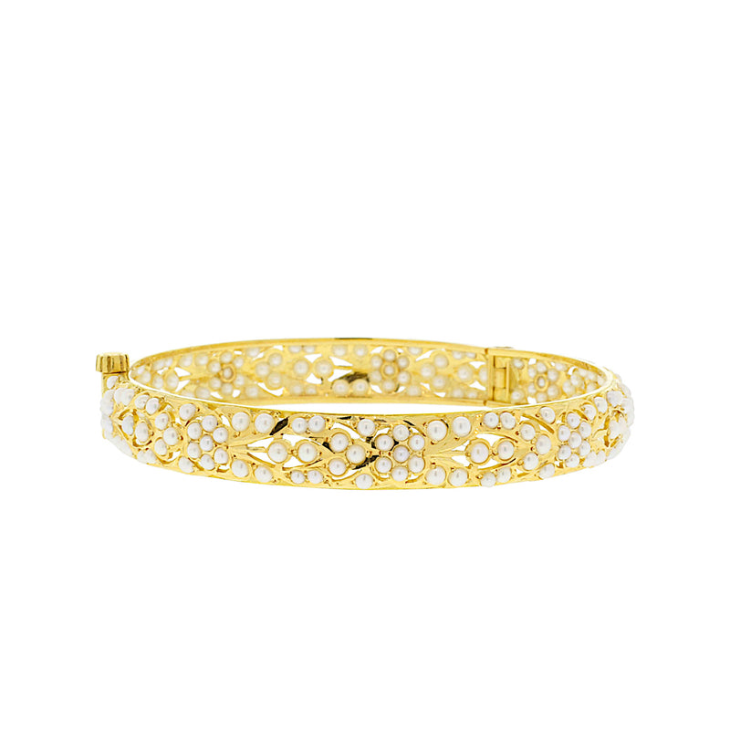 North-studded Single Bangle