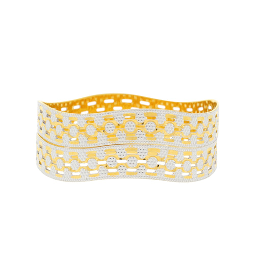 Curve-style bangles