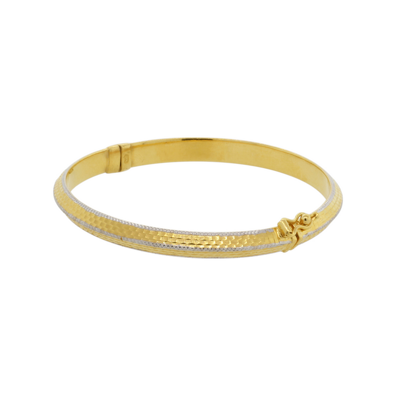 Sleek Bangle Bracelet