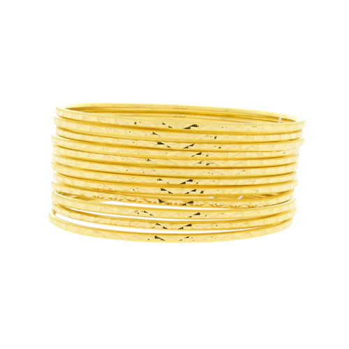 Lightweight Hollow Bangles