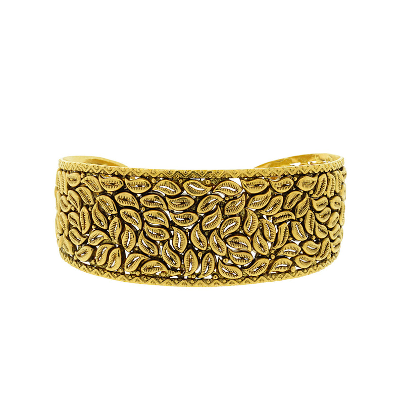 Broad Cuff Bangle