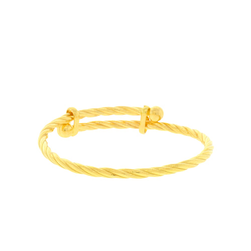 Rope-band Bangle