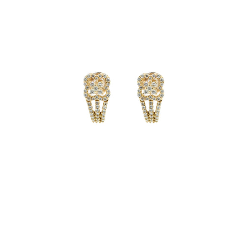 Diamond Earrings Tops