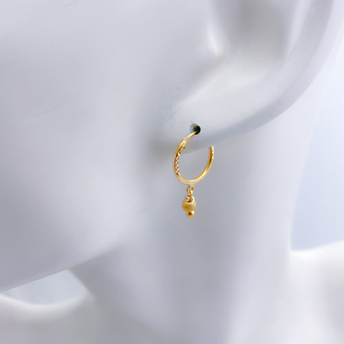 Ethnic Bali Earrings