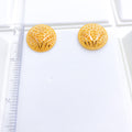 Plain Filigiri Top Earrings