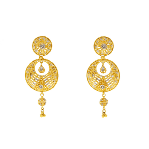Traditional Hanging Earrings