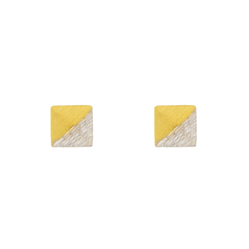 Two-Tone Square Tops