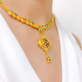 Meena Accent Medium Gold Set