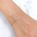 Lightweight Two-tone Bracelet