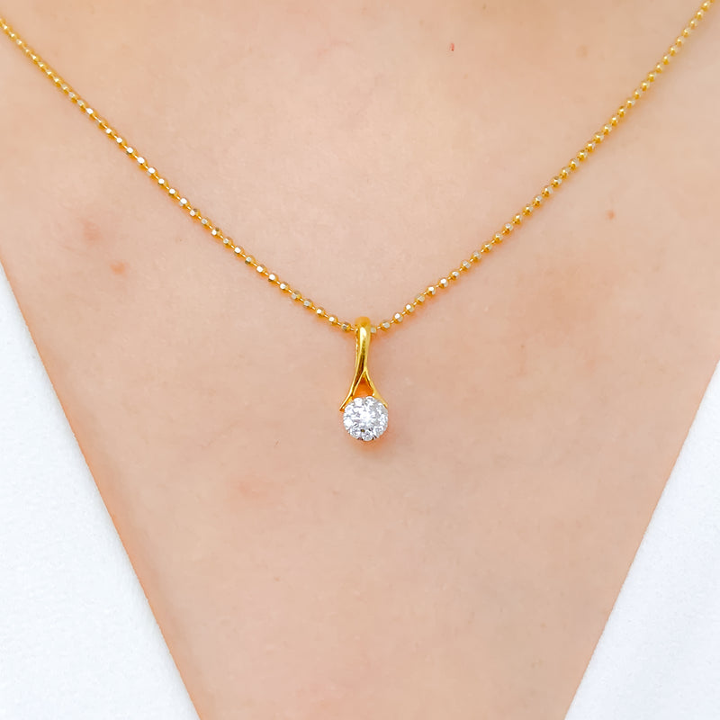 IN-STORE PROMO ~ DIAMOND PENDANT
