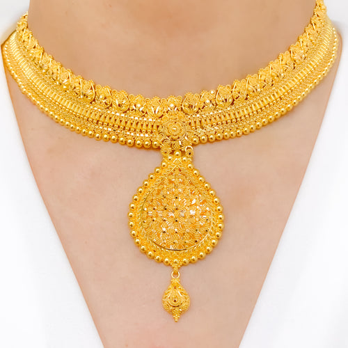 Regal Traditional Necklace Set