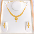 Chand Style Traditional Necklace Set