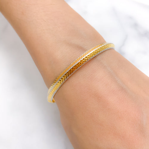 Everyday Classic Bangle Bracelet