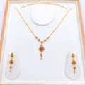 Classic Reversible Necklace Set