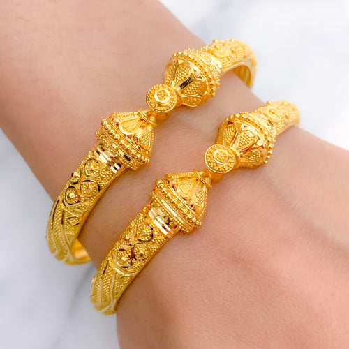 Grand Halfpipe Festive Bangle Pair