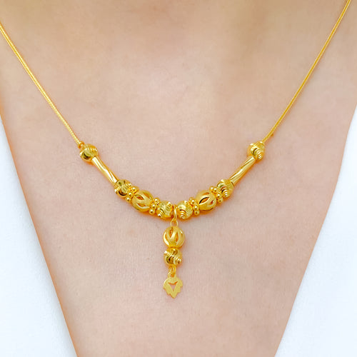 Traditional Lightweight Necklace