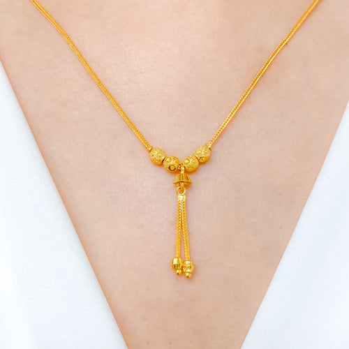 Everyday Simple Gold Necklace