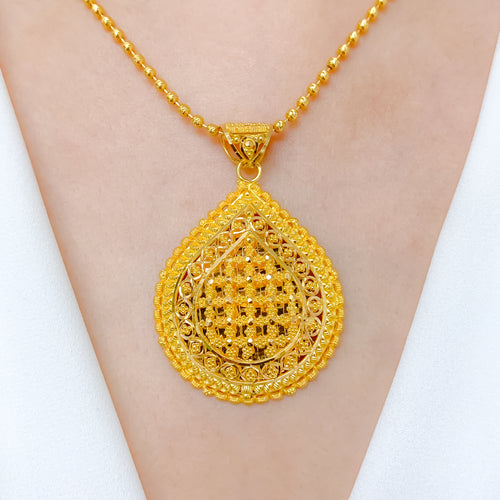 Decorative + Delightful Medium Pendant