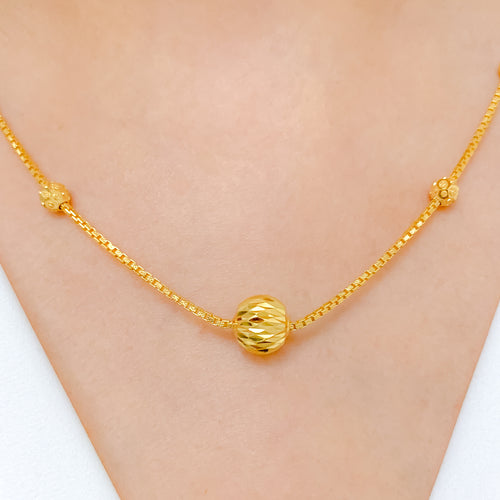 Stylish High Finish Necklace