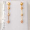 Lightweight Ball Earrings