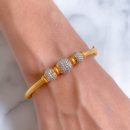 High Finish Bangle Bracelet