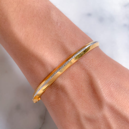 Classic Kara Bangle Bracelet