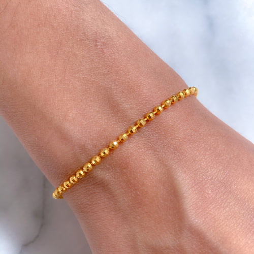 High Finish Ball Bracelet