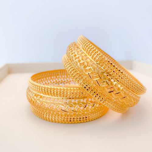 Large High Finish Bangles