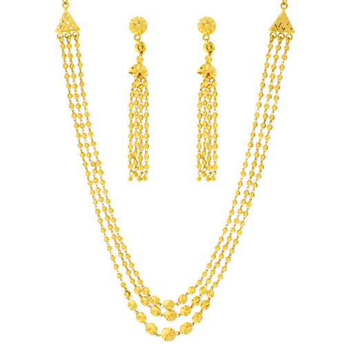 Lada Necklace Set